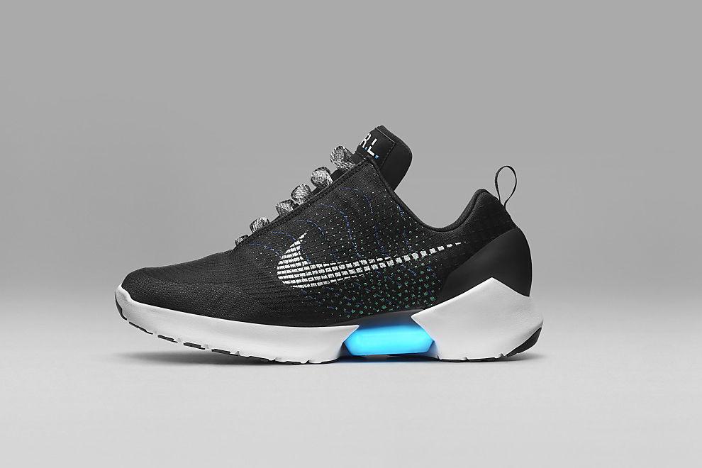 e7b57462d424d Nike bringt selbstschnürenden Schuh auf den Markt
