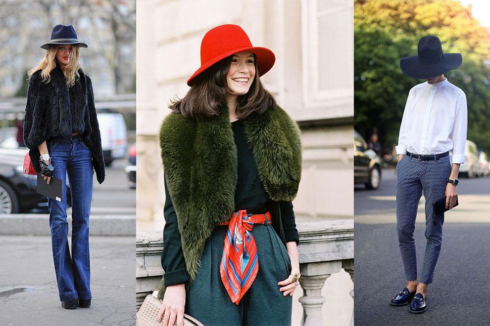 Diese Hut-Trends bringt der Herbst