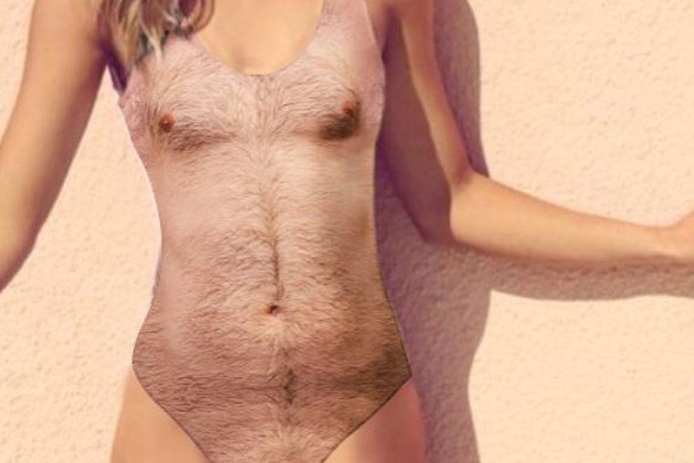 Mit diesem Badeanzug dreht sich garantiert jeder nach dir um