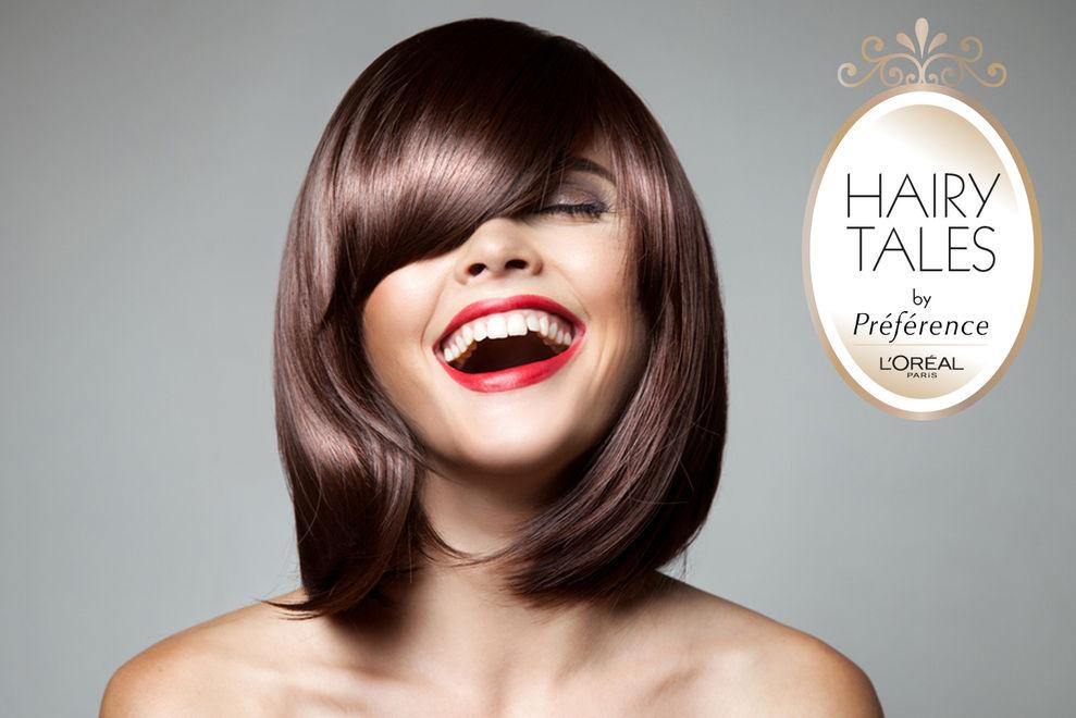 Darum färben wir uns gerne selbst die Haare