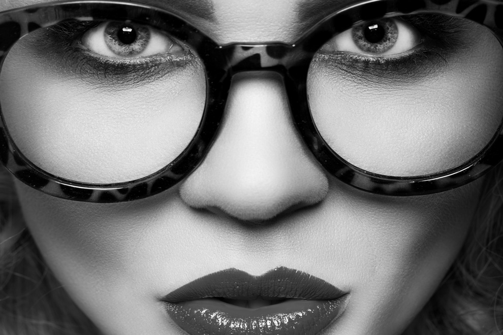 Richtig schminken mit Brille