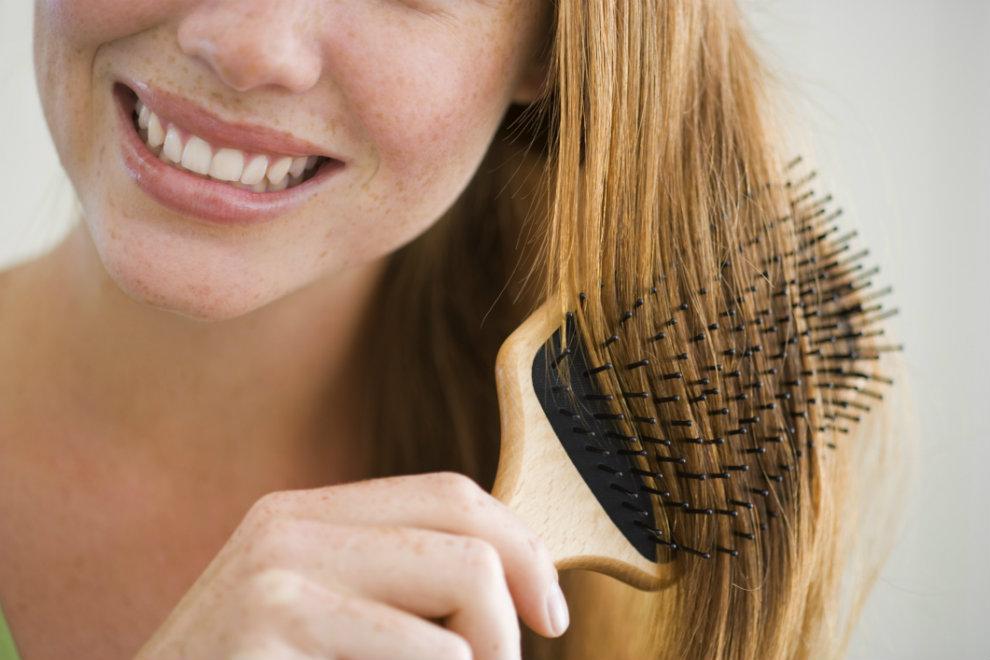 Welche Bürste passt zu welchem Haar?