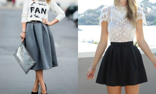 Hoch lebe der Circle Skirt