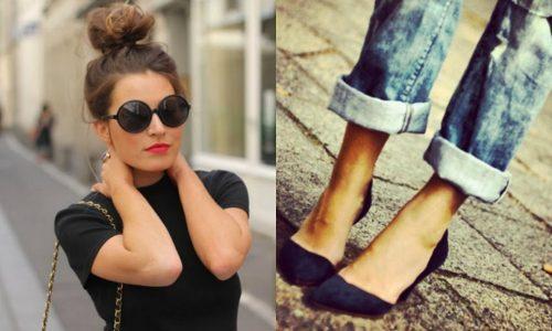 8 Fashion Tipps, mit denen du größer wirkst