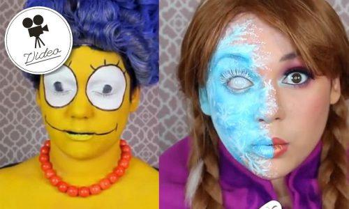 Die besten Make-Up Tutorials für den Fasching