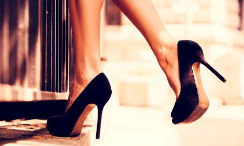 In 8 Schritten zum High Heel-Profi