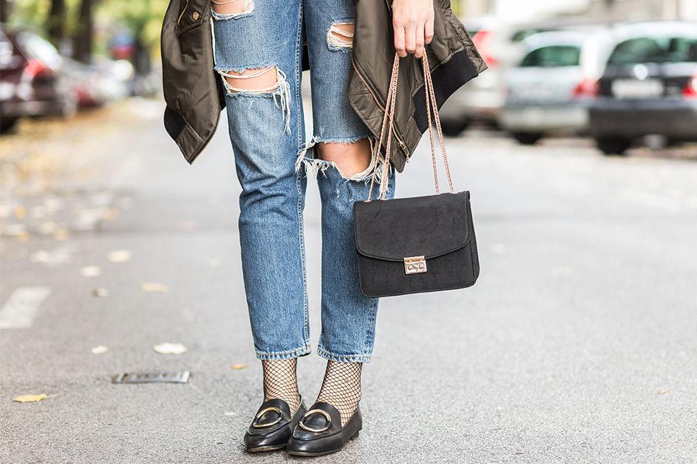 Diese neuen Jeans zeigen wirklich ALLES