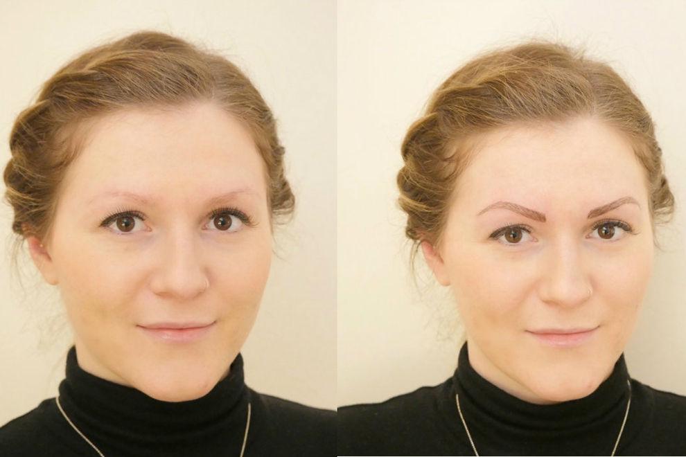 Der neue Augenbrauen-Trend heißt Microblading