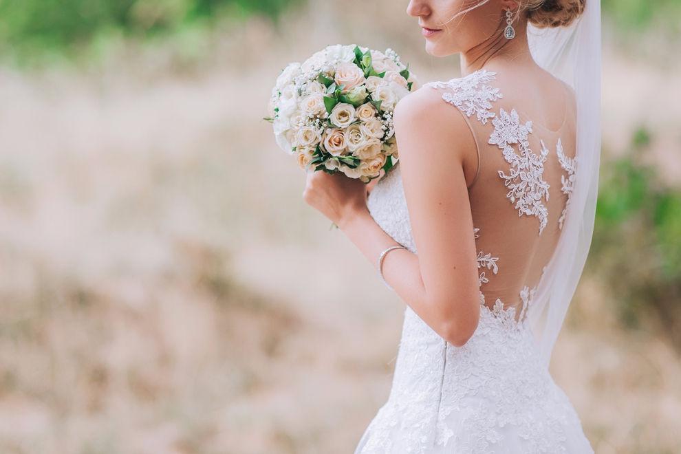 Studie enthüllt, wie teuer ein Hochzeitskleid durchschnittlich ist