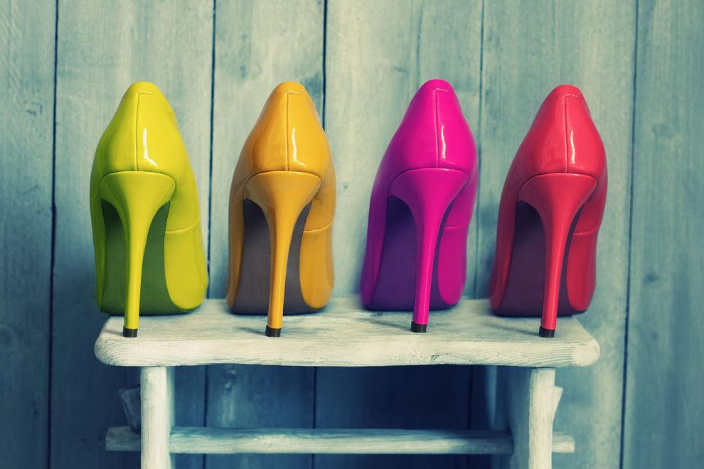 5 Fehler, die alle Frauen beim High Heels Kauf machen