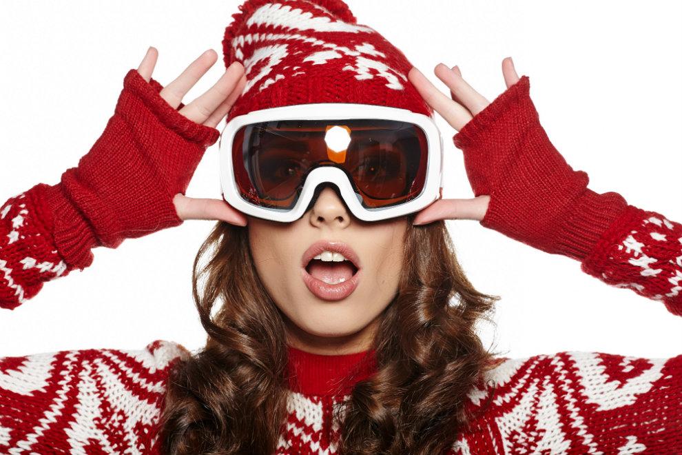 So sexy können Ski-Styles sein