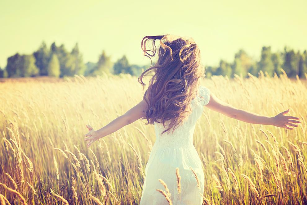 Optimale Haarpflege im Sommer