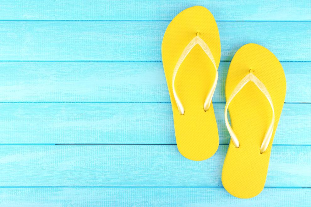 Darum solltest du diesen Sommer keine Flip Flops tragen
