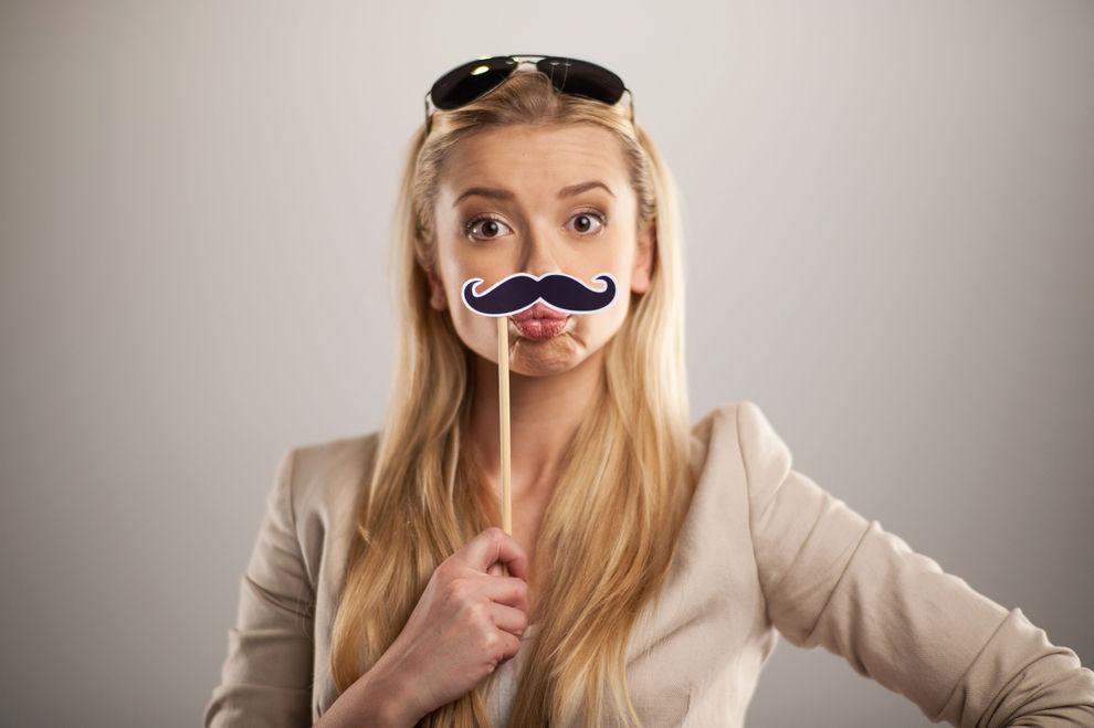 Damenbart loswerden: Mit diesen 6 Methoden klappt es