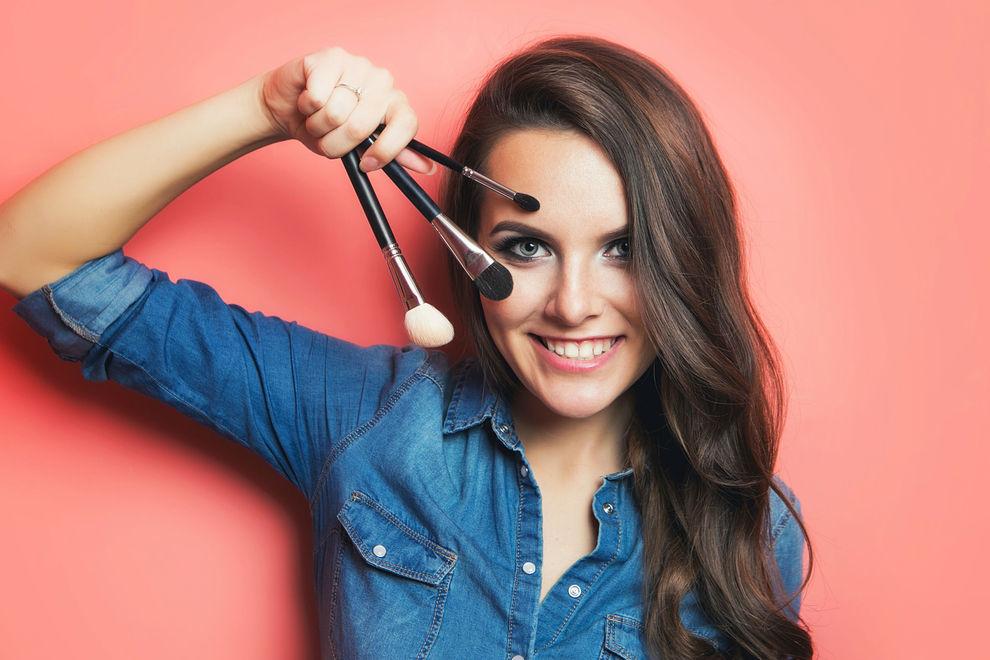 Welches Make-Up in jeder Lebenslage hilft