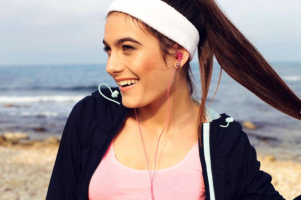4 Haarpflege-Tipps für Sportlerinnen