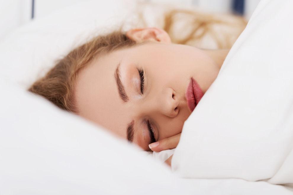 So schläfst du dich schön