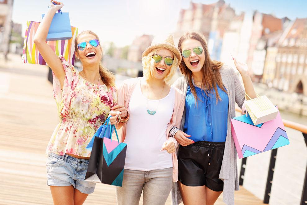 Deshalb macht uns Shoppen glücklich