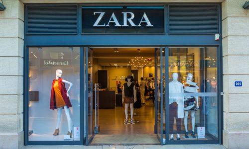 Es gibt 3 Neuerungen bei ZARA