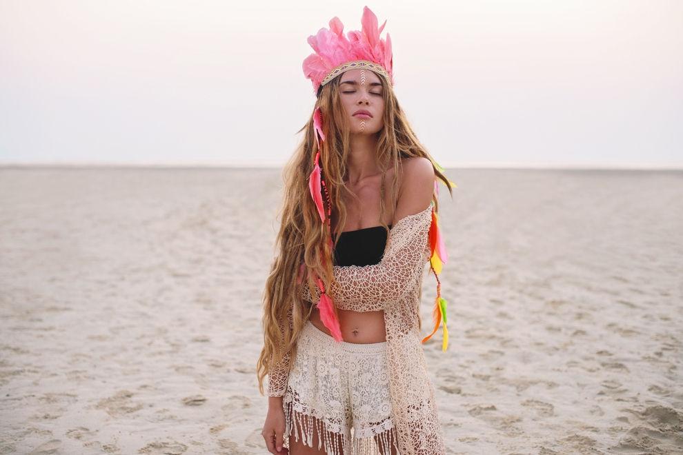 So stylst du die Coachella-Looks richtig