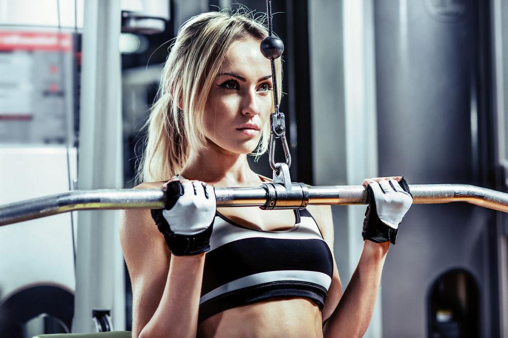 Diese Gedanken hatten alle Frauen schon im Fitnessstudio