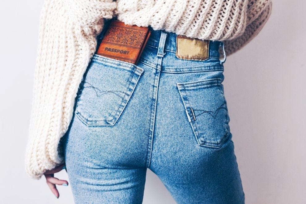 Unsere Jeans-Lieblinge der 90er kommen zurück