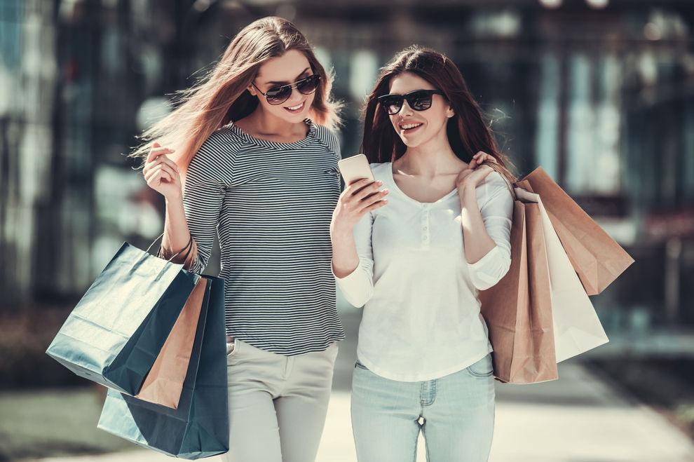 Diese Dinge muss der ideale Shoppingbuddy erfüllen