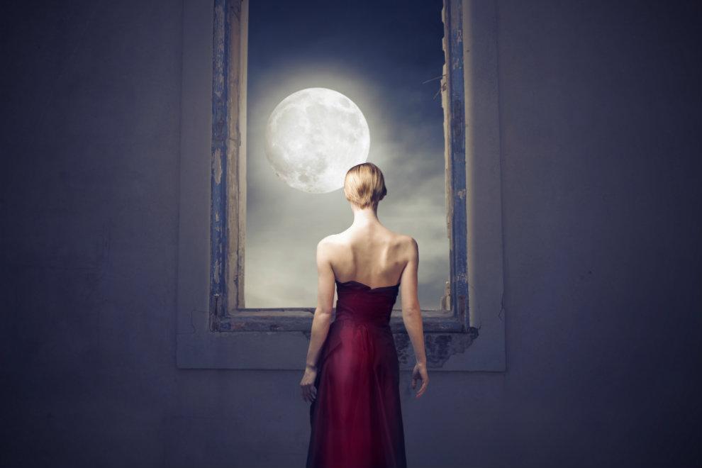 Die Beauty-Routine nach dem Mond richten