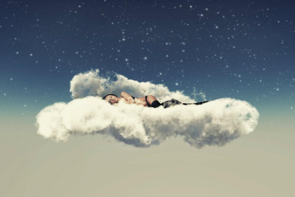 Träume sind der Spiegel des Erlebten