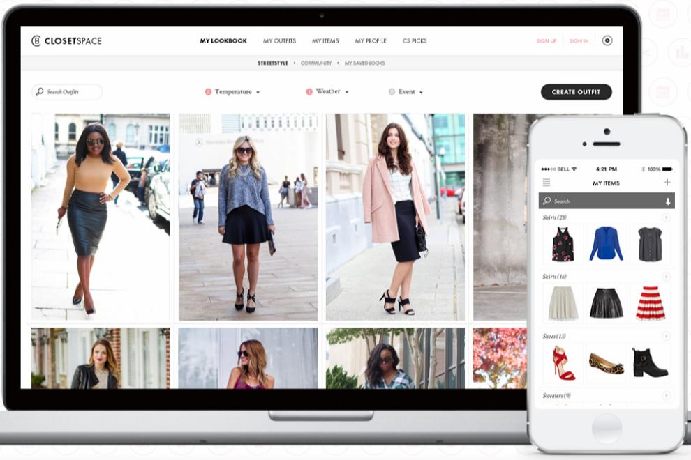 Diese App löst das tägliche Mode-Dilemma