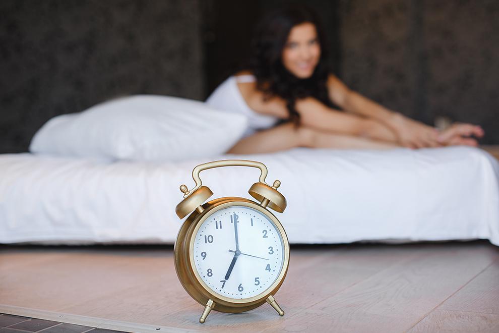 14 Tipps, damit du in der Früh aus dem Bett kommst