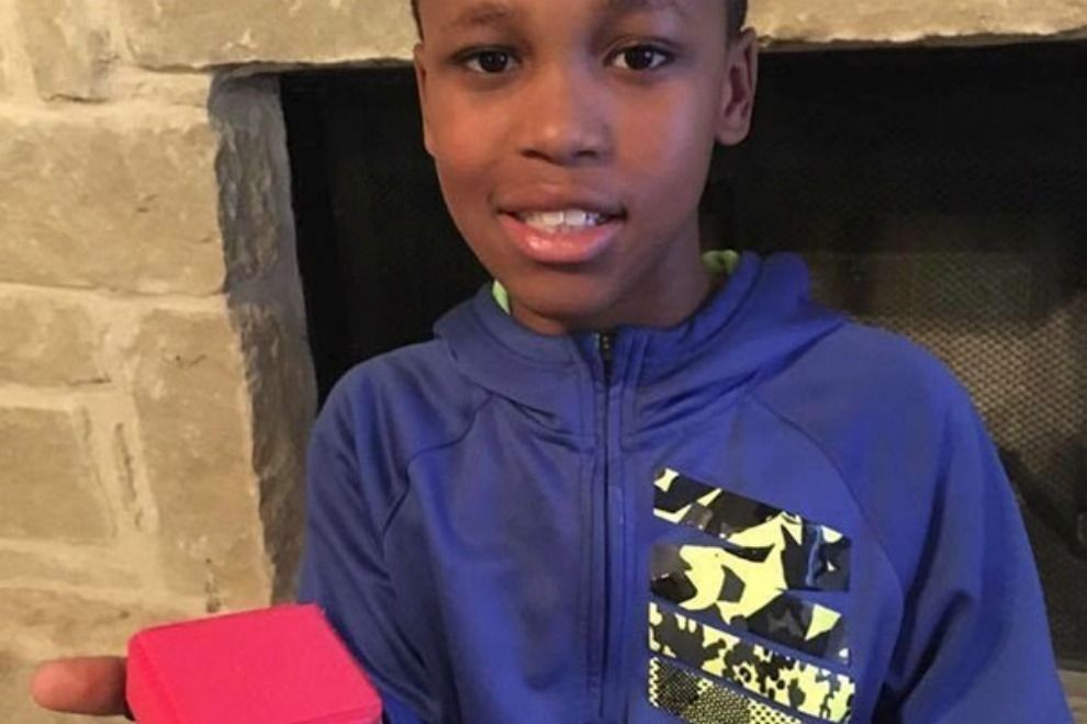 10-Jähriger erfindet ein Gerät gegen Hitzetod von Babies in Autos
