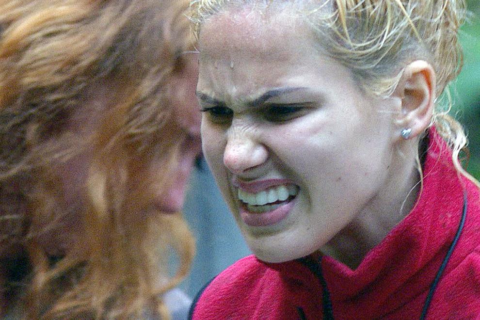 """Angelina Heger hat """"Ich bin ein Star, holt mich hier raus!"""" gerufen!"""