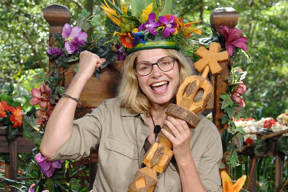 10 Gründe, warum Maren Gilzer Dschungelkönigin geworden ist