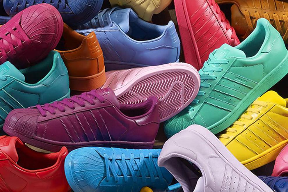 adidas präsentiert neue Sneakerkollektion