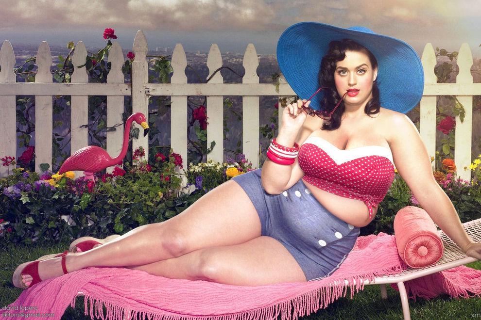 David Lopera macht Stars mittels Photoshop dick