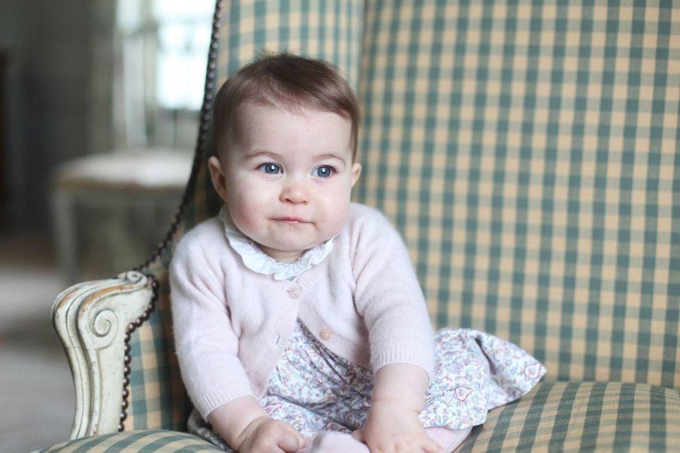 Prinzessin Charlotte bekommt eigenen Lippenstift