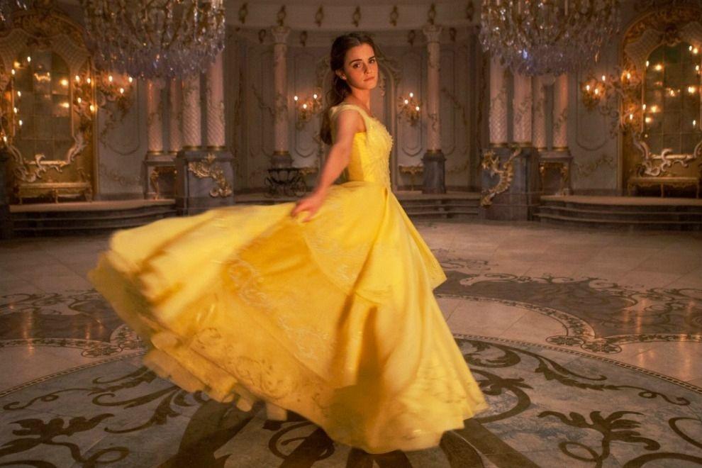 So wunderschön singt Emma Watson als Belle