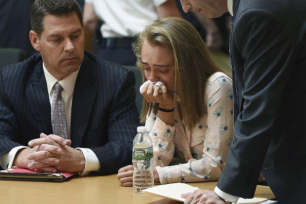 Diese 20-Jährige hat ihren Freund mit Nachrichten in den Selbstmord getrieben