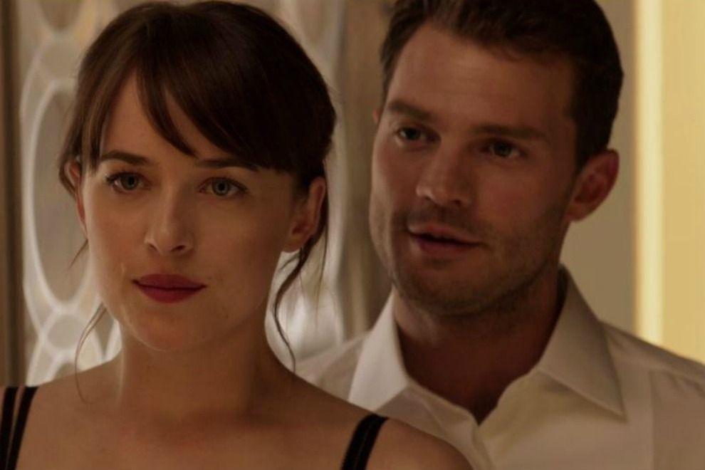 Das ist der erste Teaser-Trailer zu 'Fifty Shades Darker'