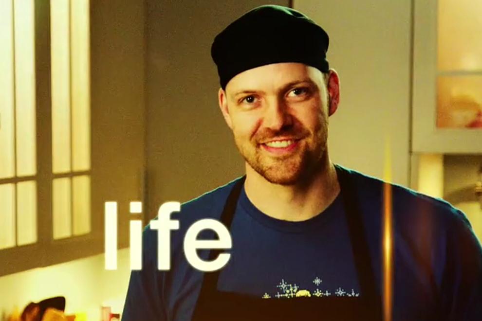 Nathan Shields macht die coolsten Pancakes der Welt