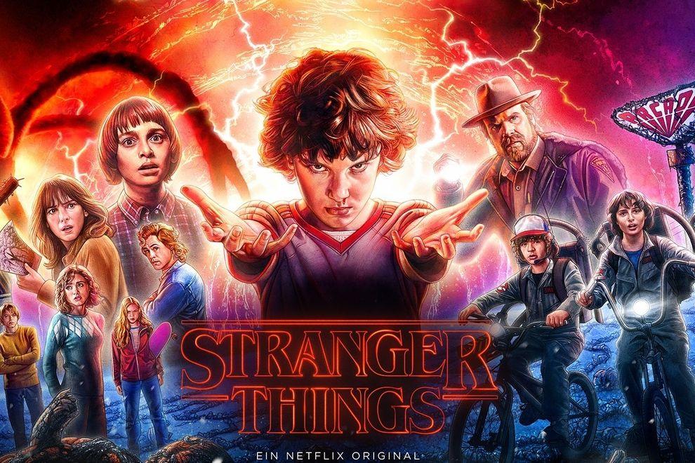 """Dieser """"Stranger Things""""-Star hat ein geheimes dreijähriges Kind"""