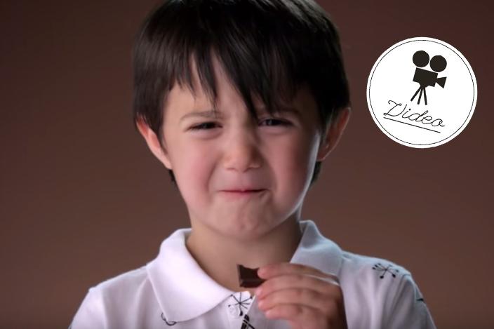 Hier essen Kinder zum ersten Mal dunkle Schokolade