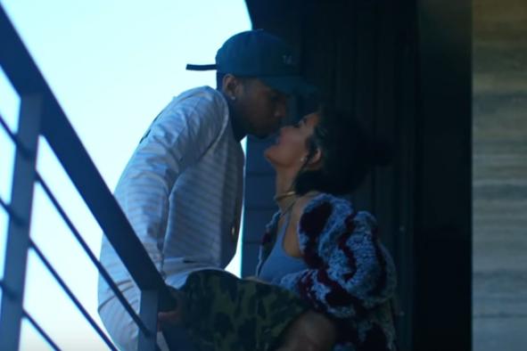 Zwischen Tyga und Kylie Jenner geht's heiß her!