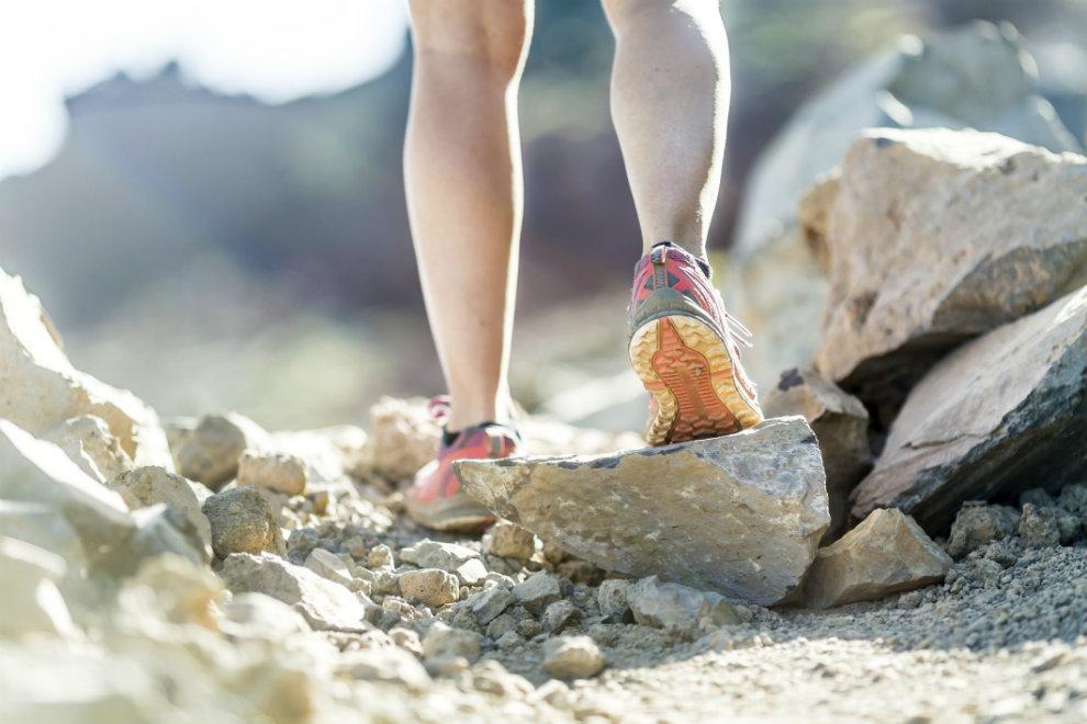 Kalorienkiller Wandern