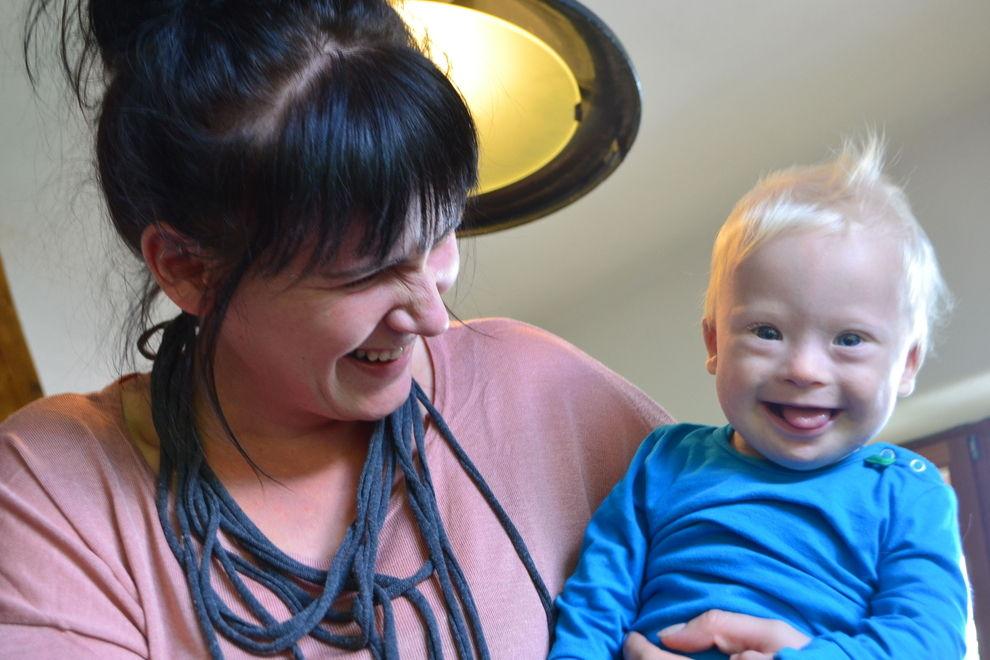 Downsyndrom: Eine Mama erzählt aus dem Alltag mit ihrem süßen Baby