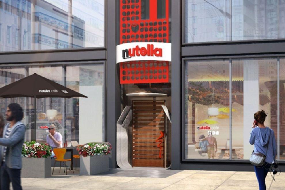 Das weltweit erste Nutella-Café öffnet noch diesen Monat