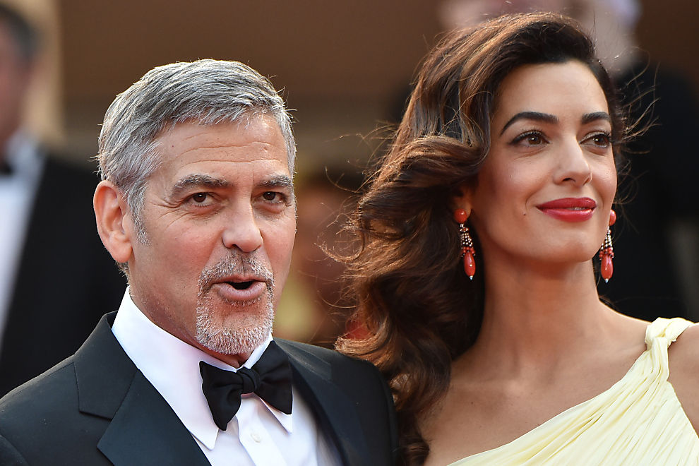 George und Amal Clooney erwarten Zwillinge