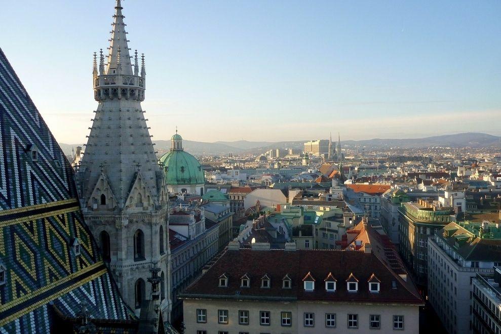 Auf ins Luxushotel in der Wiener Innenstadt