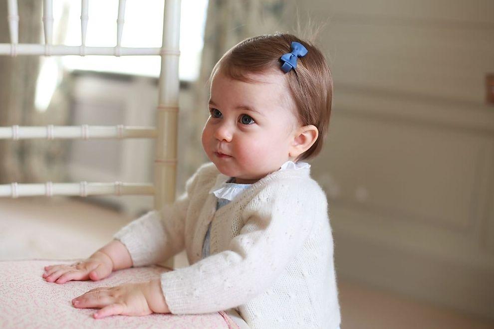 Neue Bilder von Prinzessin Charlotte veröffentlicht